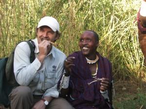 guide safari tanzanie
